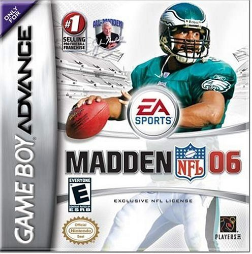 Gba Madden Nfl 2006