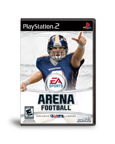Ps2 Arena Football