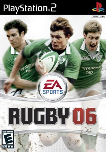Ps2 Rugby 2006