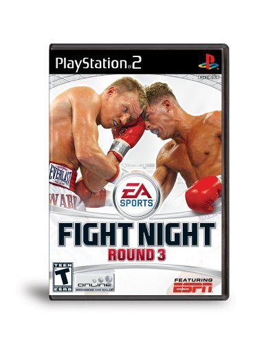 Ps2 Fight Night Round 3