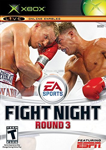 Xbox Fight Night Round 3