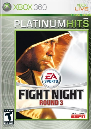 X360 Fight Night Round 3