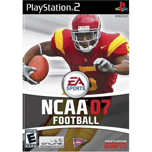 Ps2 Ncaa Football 2007