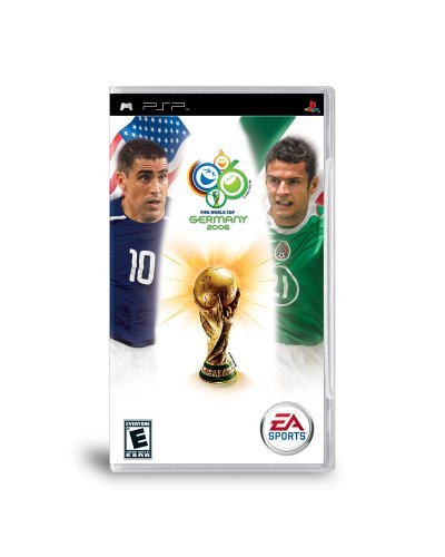 Psp Fifa World Cup 2006