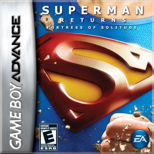 Gba Superman Returns