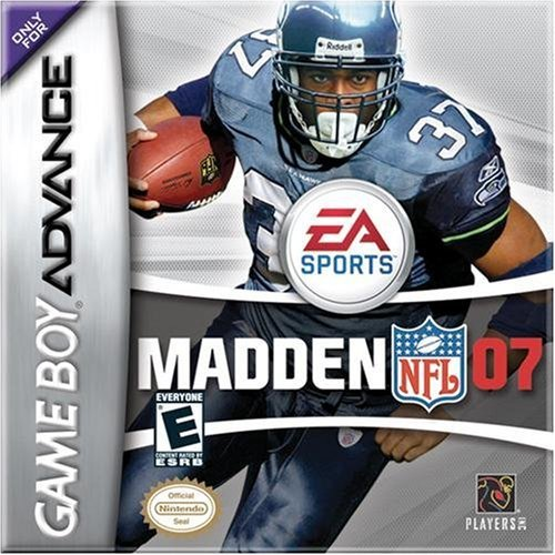 Gba Madden Nfl 2007 Street Dated
