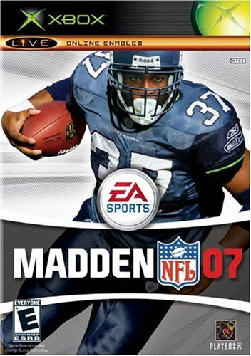 Xbox Madden Nfl 2007 Street Dated