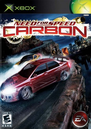 Xbox Need For Speed Carbon