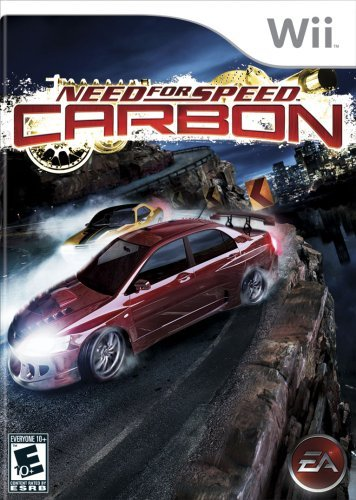 Wii Need For Speed Carbon Ea
