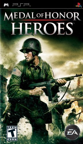 Psp Medal Of Honor Heros Ea