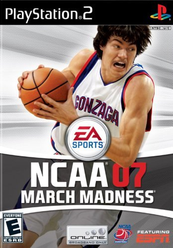 Ps2 Ncaa March Madness 2007 Electronic Arts