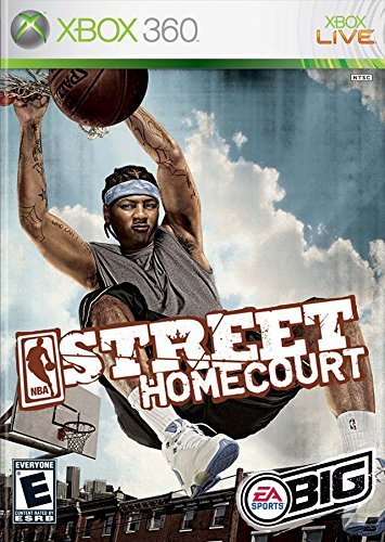 Xbox 360 Nba Street Homecourt