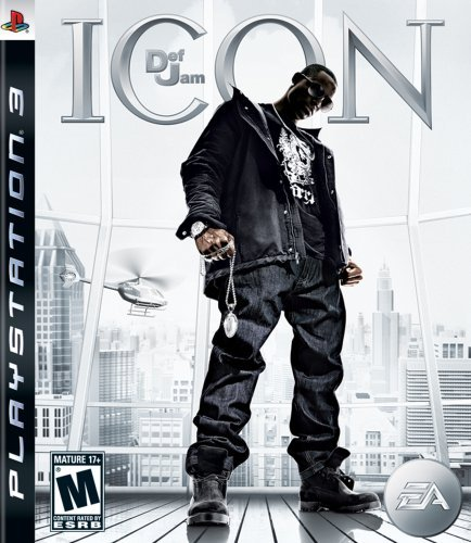 Ps3 Def Jam Icon