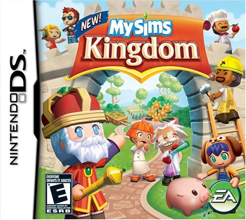 Nintendo Ds My Sims Kingdom