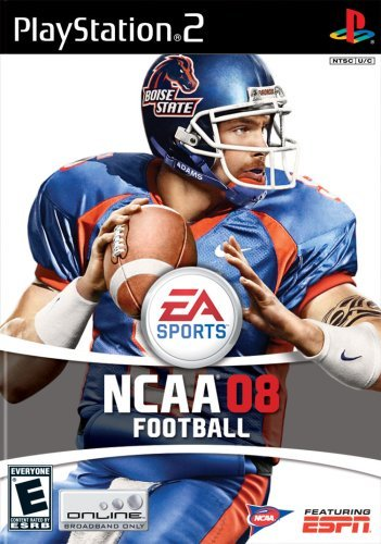 Ps2 Ncaa Football 2008