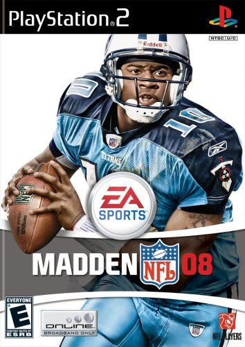 Ps2 Madden Nfl 08