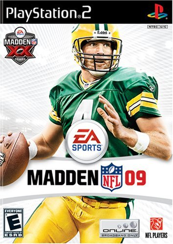 Ps2 Madden Nfl 2009