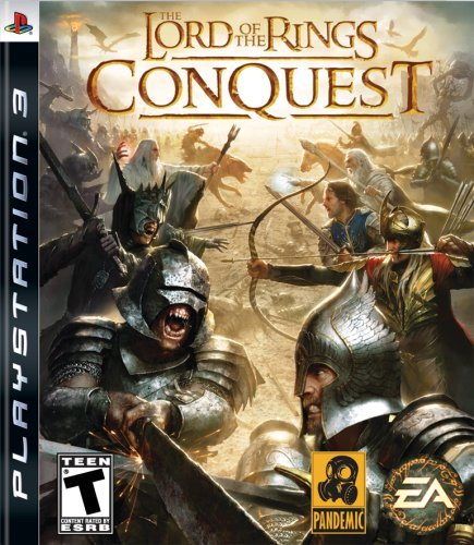 Ps3 Lord Of The Rings Conquest