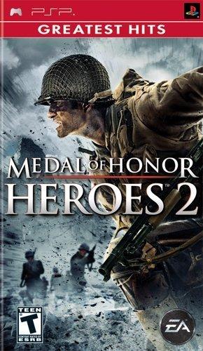 Psp Medal Of Honor Heroes 2