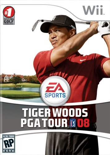 Wii Tiger Woods 08