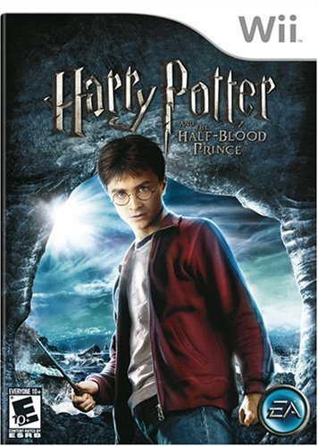 Wii Harry Potter & The Half Blood