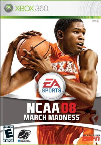Xbox 360 Ncaa March Madness 08
