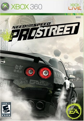X360 Need For Speed Prostreet