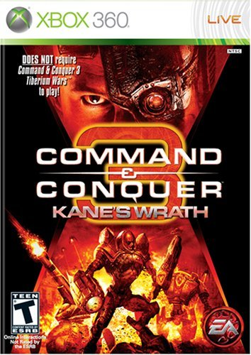 Xbox 360 Command & Conquer Kanes Wrath