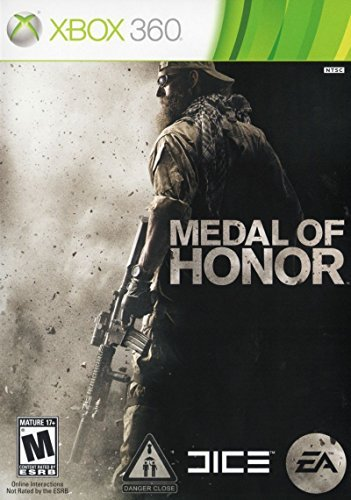 X360 Medal Of Honor Limited Edition