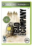 Xbox 360 Battlefield Bad Company