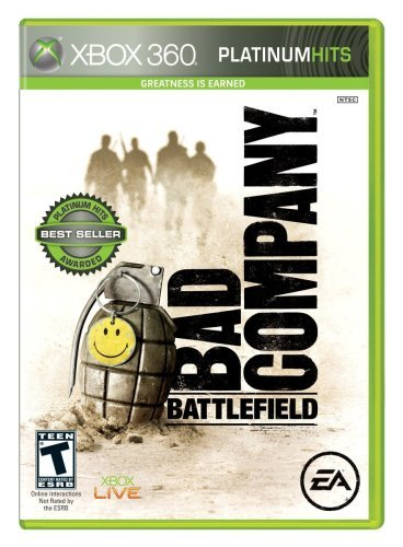 X360 Battlefield Bad Company