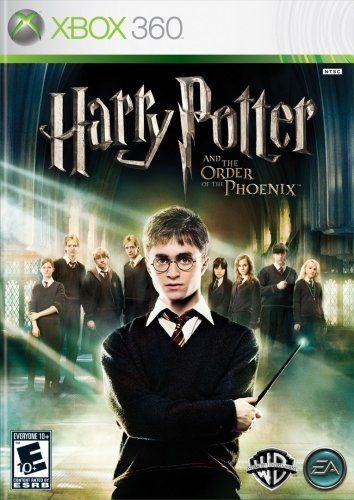 X360 Harry Potter & The Order