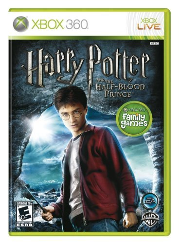 X360 Harry Potter & The Half Blood