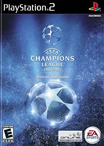 Ps2 Uefa Champ League 06 07