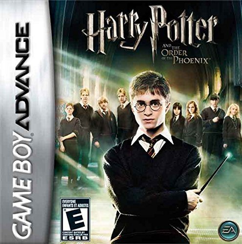 Gba Harry Potter & Order Of