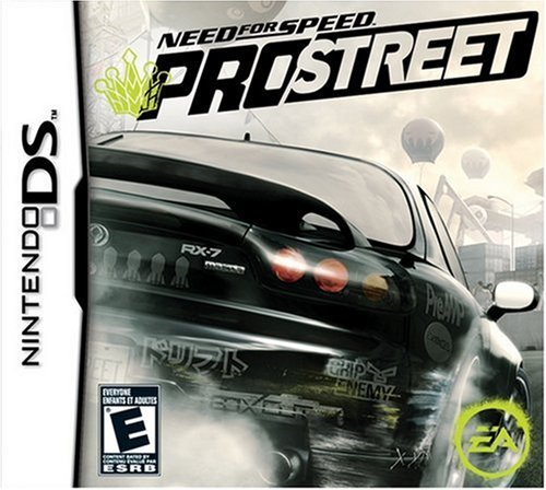 Nintendo Ds Need For Speed Prostreet