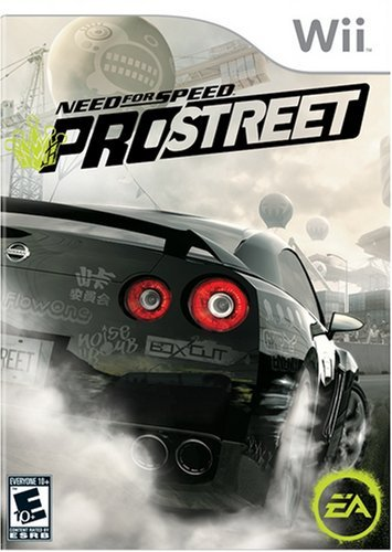 Wii Need For Speed Prostreet