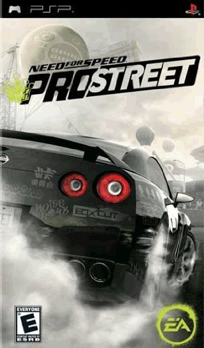 Psp Need For Speed Prostreet