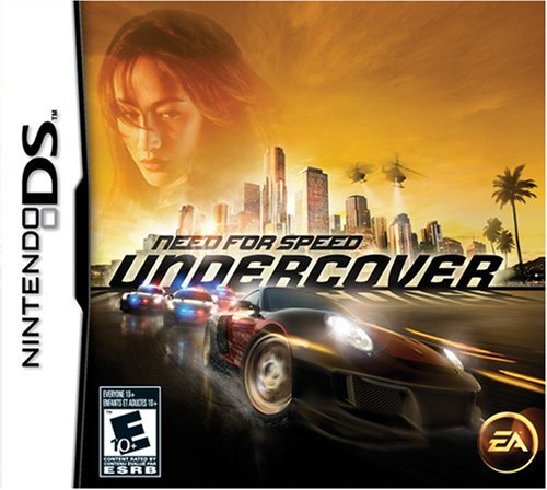 Nintendo Ds Need For Speed Undercover
