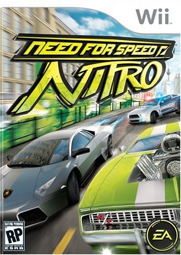 Wii Need For Speed Nitro