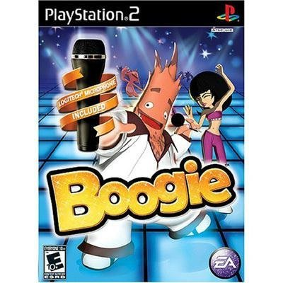 Ps2 Boogie W Mic