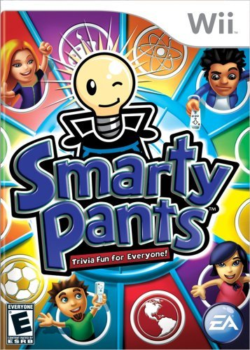Wii Smarty Pants