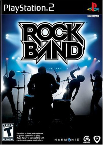 Ps2 Rock Band T