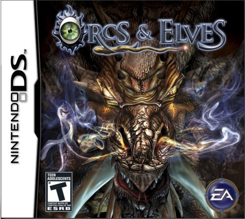 Nintendo Ds Orcs & Elves