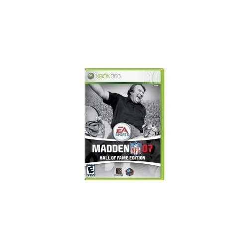 Xbox 360 Madden Nfl 2007 Hall Of Fame