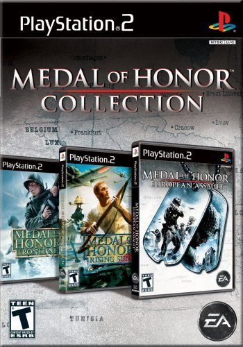 Ps2 Medal Of Honor Collection