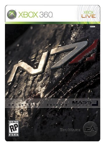 Xbox 360 Mass Effect 2 Collectors Edition