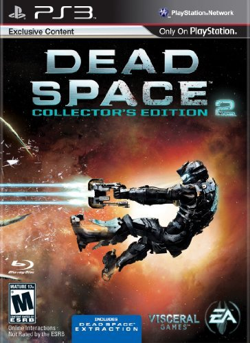 Ps3 Dead Space 2 Collectors Ed.
