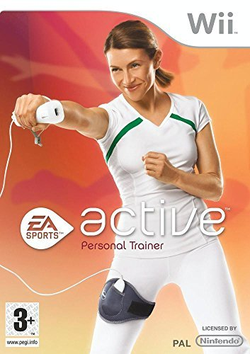 Wii Ea Sports Active Bundle
