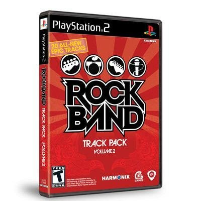 Ps2 Rock Band Track Pack Vol. 2